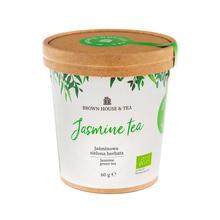Brown House & Tea - Jasmine Tea - Loose Tea 60g
