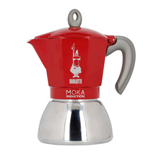 Bialetti New Moka Induction 6tz Red (outlet)