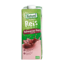 Natumi - Black Rice Unsweetened Glutenfree Drink 1L
