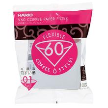 Hario V60-01 paper filters
