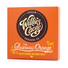 Willie's Cacao - Luscious Orange 50g