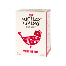 Higher Living Very Berry - tea - 15 teabags