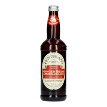 Fentimans Ginger Beer & Muddled Lime - 500 ml