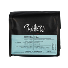 Puchero Coffee - Colombia Inza Espresso
