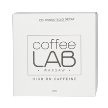 Coffeelab - Colombia Tello Decaf
