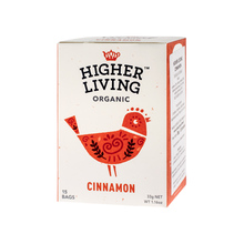 Higher Living Cinnamon - tea - 15 teabags
