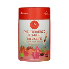 Just T - The Tumeric Ginger Treasure - Loose Tea 125g