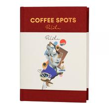 Coffee Spots Polska - hardcover - Agnieszka Bukowska and Krzysiek Rzyman