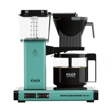 Moccamaster KBG 741 Select - Turquoise - Filter Coffee Maker