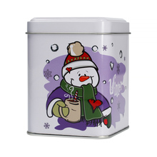 Mount Everest Tea - Christmas Tea Tin - Snowman 100g