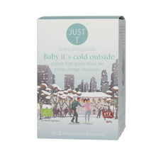 Just T - Baby It is Cold Outside - 20 Tea Bags