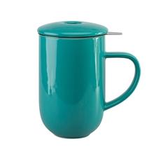 Loveramics Pro Tea - 450 ml mug with infuser - Teal