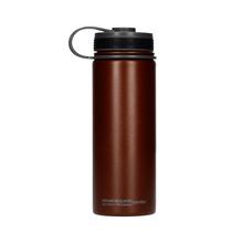 Asobu - Alpine Flask Chocolate - 530 ml Travel Bottle (outlet)