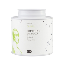 Paper & Tea - Imperial Dragon - Tea leaves - Tin 80g