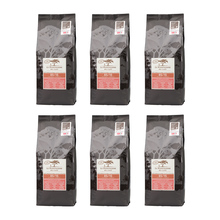 Set: Le Piantagioni del Caffe 85/15 1kg 5 + 1 Free