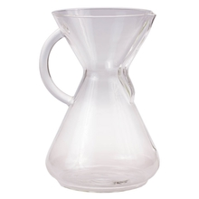 Chemex Coffee Maker Glass Handle - 10 cups