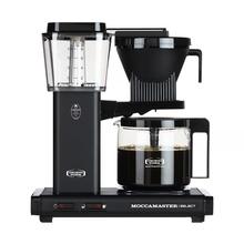 Moccamaster KBG 741 Select  - Matt Black - Filter Coffee Maker (outlet)