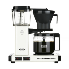 Moccamaster KBG 741 Select - Off-White - Filter Coffee Maker