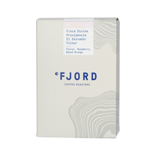 FILTER OF THE MONTH: Fjord - El Salvador Finca Divina Providencia