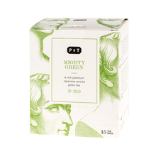 Paper & Tea - Mighty Green - 15 teabags