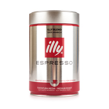 Illy Espresso - Ground coffee (outlet)