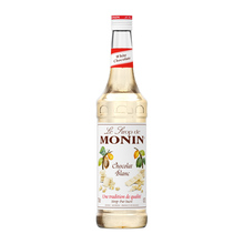Monin White Chocolate Syrup 0.7L