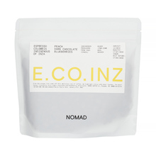 Nomad Coffee - Colombia Indigenous of Inza Espresso