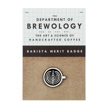 Department of Brewology - Rosetta Pin