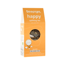 teapigs Happy - Uplifting Tea - 15 Tea Bags