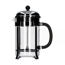 Bodum Chambord French Press with a plastic beaker 12 cup - 1,5l Chrome