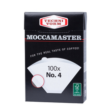 Moccamaster paper filters # 4 (outlet)