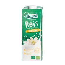 Natumi - Rice-Vanilla Unsweetened Glutenfree Drink 1L
