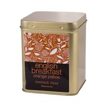Vintage Teas English Breakfast - 125g tin