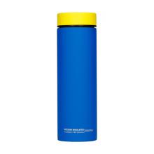 Asobu - Le Baton Blue / Yellow - 500ml Travel Bottle