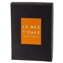 Book + Set of 6 aromas by Jean Lenoir  - Le Nez Du Cafe Temptation
