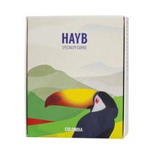 HAYB - Colombia Diego Samuel Bermundez El Paraiso Natural