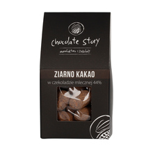 Manufaktura Czekolady - Truffles - Cocoa Bean in Milk Chocolate