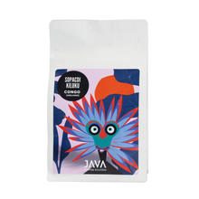Java Coffee - Kongo Sopacdi Kiluku