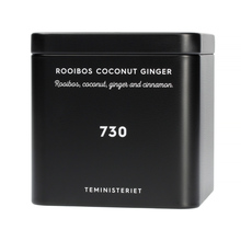 Teministeriet - 730 Rooibos Coconut Ginger - Loose Tea 100g