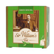 Sir William's - Green Sencha - 50 Tea Bags
