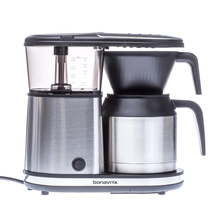 Bonavita 5 Cup Stainless Steel Carafe Coffee Brewer - Filter coffee maker