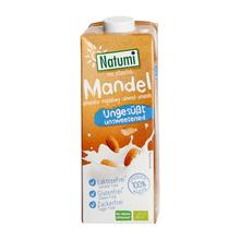 Natumi - Almond Unsweetened Drink 1L