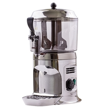 Bras - Chocolate Machine 5l Silver