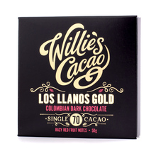 Willie's Cacao - 70% Los Llanos Gold Colombia 50g