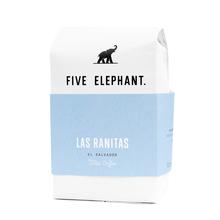 Five Elephant - El Salvador Finca Las Ranitas