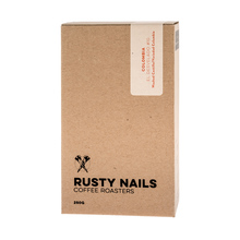Rusty Nails - Colombia El Descelado