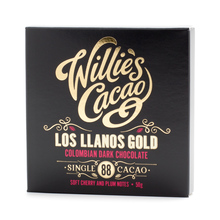 Willie's Cacao - 88% Los Llanos Gold Colombia 50g