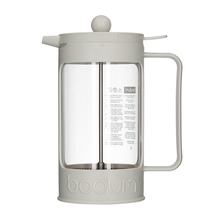 Bodum Bean French Press 8 cup - 1l White