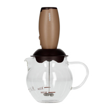 Hario - Qto Creamer - Milk Frother with Pitcher