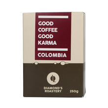 Diamonds Roastery - Colombia La Estrella Gesha